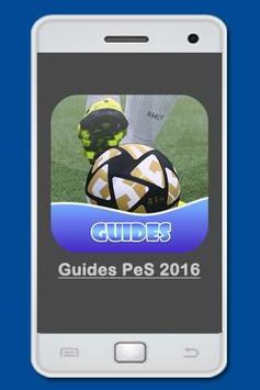 Guides PeS 2016 apk screenshot