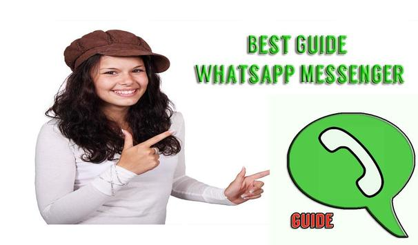 Best Guide Whatsapp Messenger screenshot 1