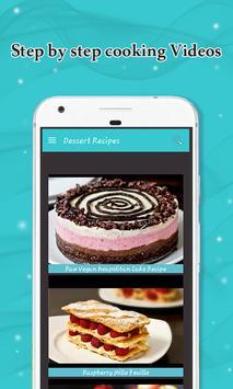 Dessert Recipes screenshot 3