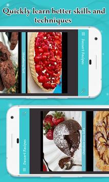 Dessert Recipes screenshot 7