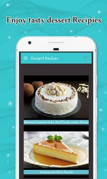 Dessert Recipes screenshot 8