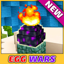 Egg Wars for Minecraft Game Map APK