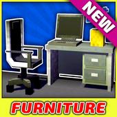Muebles Mod para Minecraft PE icono