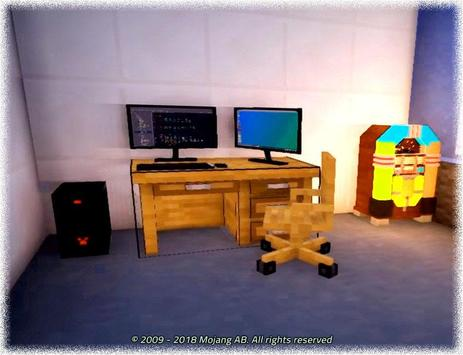 Muebles Mod para Minecraft PE captura de pantalla 3