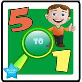 5 Clue 1 Word - DeStar Games icon