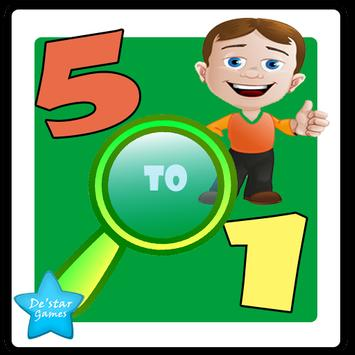 5 Clue 1 Word - DeStar Games poster