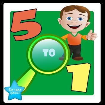 5 Clue 1 Word - DeStar Games screenshot 2
