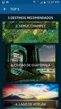 22destinos - Explora Guatemala apk screenshot