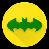 Bat Signal icon