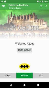 Bat Signal poster