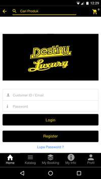 Destiny Luxury screenshot 2