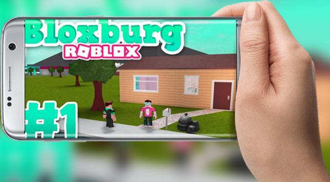 New BloxBurg Tips : Mod, Skin Free 2018 poster