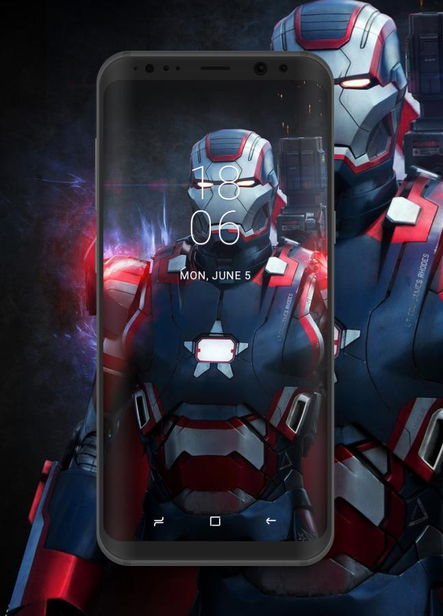 Iron Man 3 Amazing Wallpaper For Android Apk Download