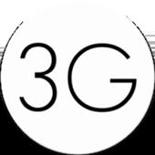 3G - CPICH Calculator icon