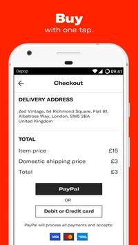 Depop - Buy, Sell, Discover and Share apk screenshot