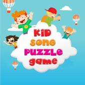 Kids Songs Puzzle Game icon
