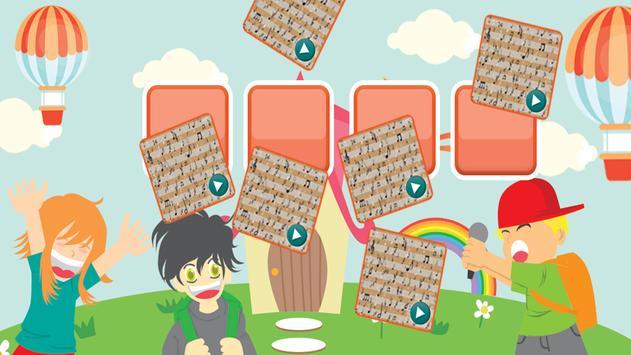 Kids Songs Puzzle Game screenshot 1
