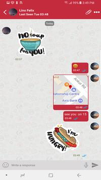 AFConnect screenshot 2