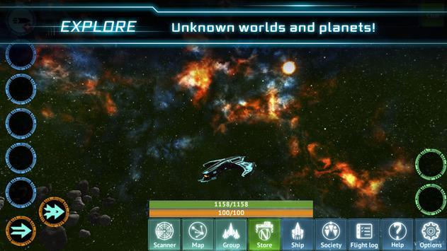 Nebula Online™ - Sci-Fi MMORPG poster