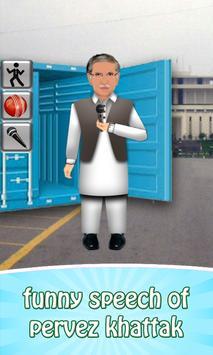Talking Pervez Khattak screenshot 3