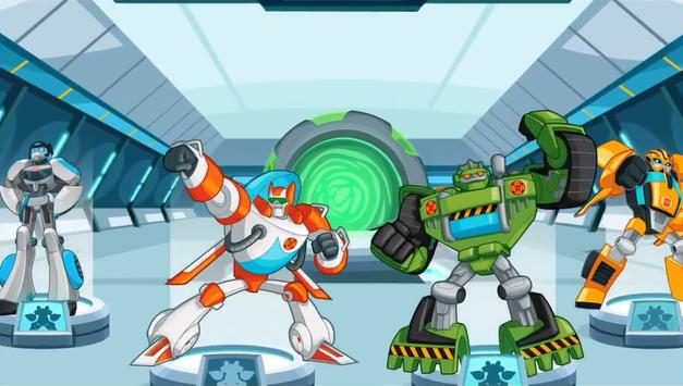 Guide For Transformers Rescue Bots: Dash poster