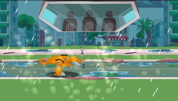 Guide For Transformers Rescue Bots: Dash screenshot 1