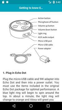 User Guide for Amazon Echo Dot screenshot 2