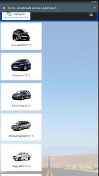 DERNAT RENT CAR MOROCCO screenshot 1