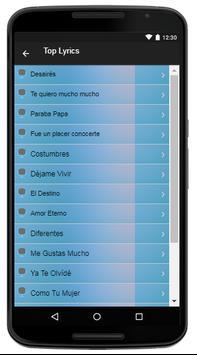 Rocío Dúrcal Song & Lyrics apk screenshot