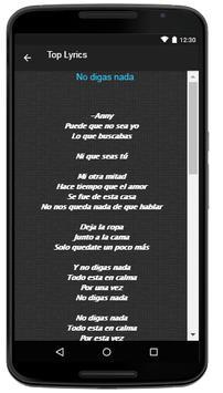 RBD Song & Lyrics screenshot 4