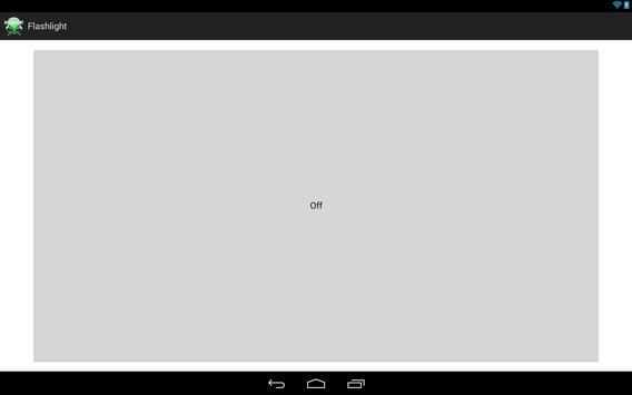 Flashlight MakiPro apk screenshot