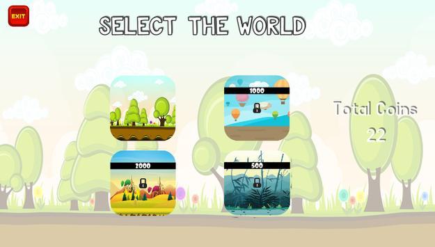 Ninja Girls Adventure screenshot 2