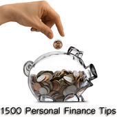 1500 Personal Finance Tips icon