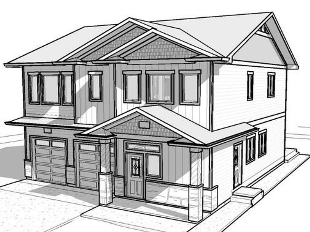 How to draw house step by step screenshot 3