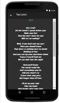 Rivermaya Song & Lyrics apk screenshot