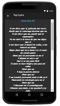 Ricardo Arjona Song & Lyrics screenshot 4