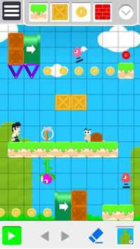 Mr Maker Run Level Editor poster