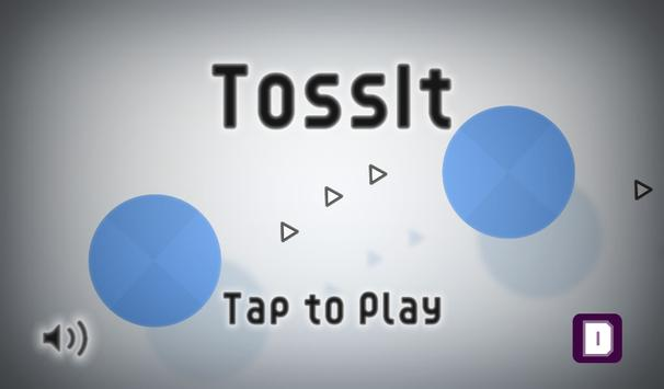 TossIt poster