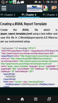 JasperReport Tutorial apk screenshot
