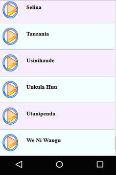 Swahili Love Songs apk screenshot