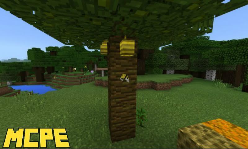 Bee Farm Mod For Minecraft Pe для андроид скачать Apk