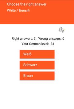German phrasebook with sound, learn speak tutorial apk screenshot