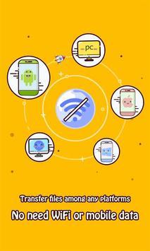 Zapya - File Transfer, Sharing apk screenshot