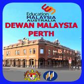 Dewan Malaysia Perth icon