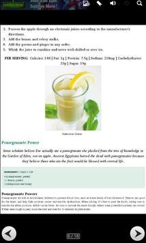 Detox Juice Recipes apk screenshot