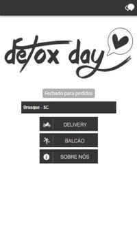 Detox Day poster