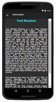 Toni Braxton Song & Lyrics screenshot 2