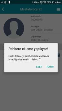 Detaysoft Rehber apk screenshot