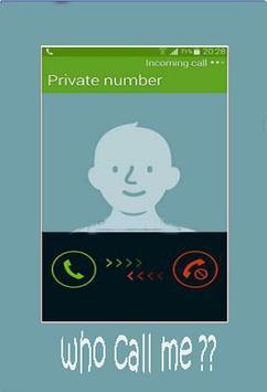 detect anonymous caller name screenshot 1