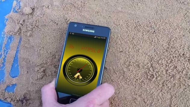 Detector metal Pro screenshot 6
